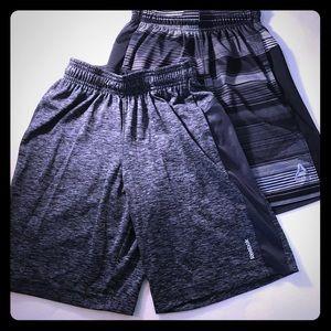 Reebok boys athletic shorts size S (8-10)